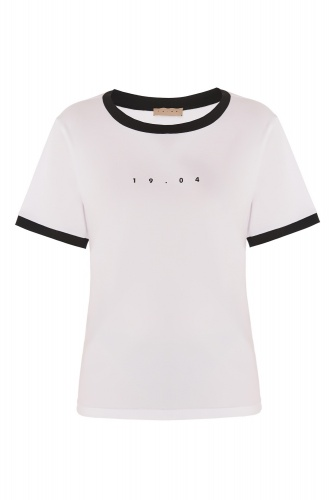 19.04 Cotton T-shirt